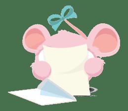 Sugar Mousey sticker #5728032