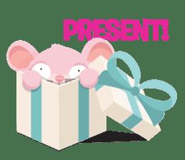 Sugar Mousey sticker #5728034