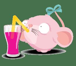 Sugar Mousey sticker #5728036