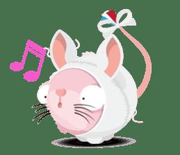 Sugar Mousey sticker #5728037