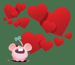 Sugar Mousey sticker #5728042