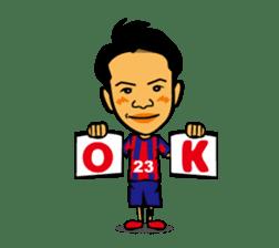 RYUKYU CORAZON sticker #7290925