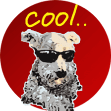Boo Bii - The Schnauzers sticker #8328110