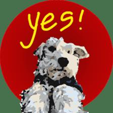 Boo Bii - The Schnauzers sticker #8328111