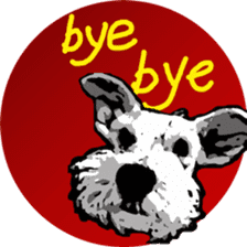 Boo Bii - The Schnauzers sticker #8328113