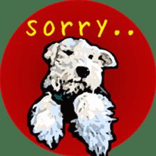 Boo Bii - The Schnauzers sticker #8328115