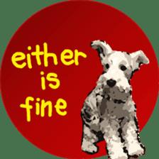 Boo Bii - The Schnauzers sticker #8328124