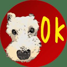 Boo Bii - The Schnauzers sticker #8328125