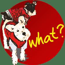 Boo Bii - The Schnauzers sticker #8328128