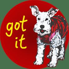 Boo Bii - The Schnauzers sticker #8328131