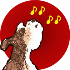 Boo Bii - The Schnauzers sticker #8328134