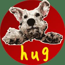 Boo Bii - The Schnauzers sticker #8328138