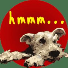 Boo Bii - The Schnauzers sticker #8328139