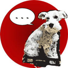 Boo Bii - The Schnauzers sticker #8328143