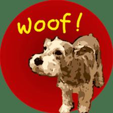 Boo Bii - The Schnauzers sticker #8328147