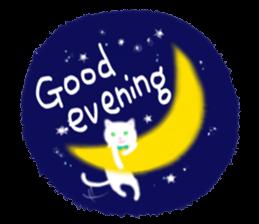 BLANC & NOIR English ver. sticker #8784084