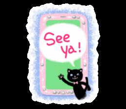 BLANC & NOIR English ver. sticker #8784108