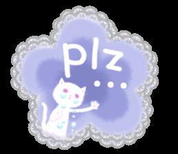 BLANC & NOIR English ver. sticker #8784112
