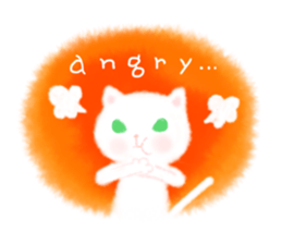 BLANC & NOIR English ver. sticker #8784117