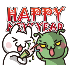 Happy New Year (English Version)