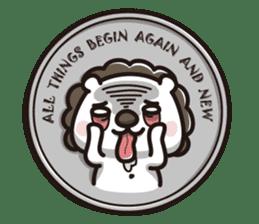 Happy New Year (English Version) sticker #9163768