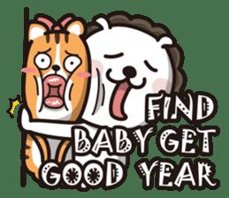 Happy New Year (English Version) sticker #9163770