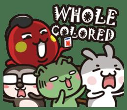 Happy New Year (English Version) sticker #9163787