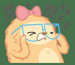 Slothilda Sloth sticker #9164763