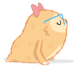 Slothilda Sloth sticker #9164790