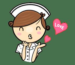 Po.Klom vol.nurse sticker #9220202