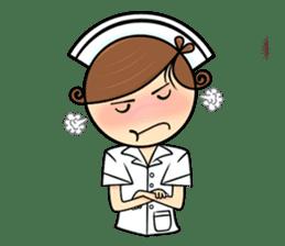Po.Klom vol.nurse sticker #9220216