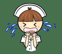 Po.Klom vol.nurse sticker #9220222