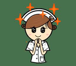 Po.Klom vol.nurse sticker #9220226