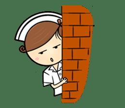 Po.Klom vol.nurse sticker #9220231