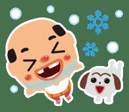 OSSAN(winter ver.) sticker #9300984