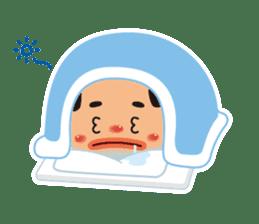 OSSAN(winter ver.) sticker #9300991
