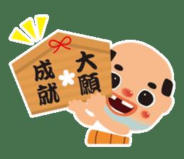 OSSAN(winter ver.) sticker #9301017