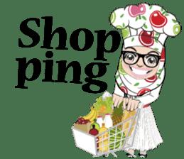 Aaila Muslim Mah Top Chef V.Eng sticker #9306867