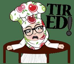 Aaila Muslim Mah Top Chef V.Eng sticker #9306878