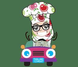 Aaila Muslim Mah Top Chef V.Eng sticker #9306902