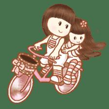 Love Part 2, Everlasting U & Me sticker #9630530