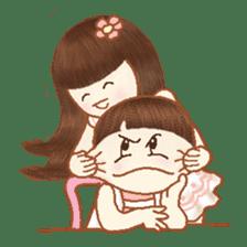 Love Part 2, Everlasting U & Me sticker #9630548