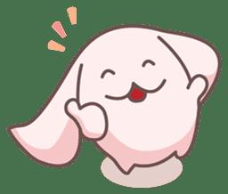 it's Bunbun sticker #10062247