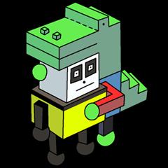 dorodoro ver 5 / Block characters NO. 01
