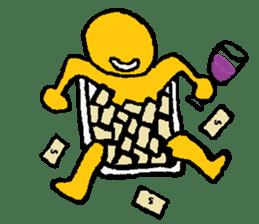 Premium GOLDMAN sticker #10286362