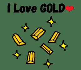 Premium GOLDMAN sticker #10286366