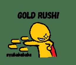 Premium GOLDMAN sticker #10286373