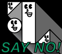 POPOGOS E sticker #10459673