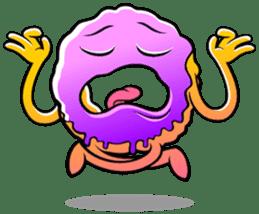the Donut Tom sticker #10548714