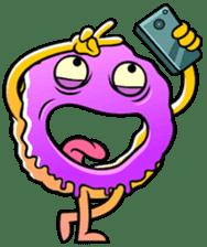 the Donut Tom sticker #10548721